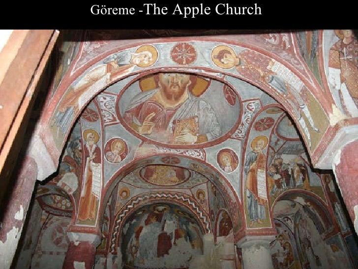 Göreme - The Apple Church