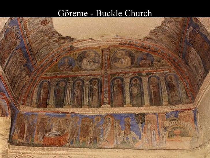 Göreme  -  Buckle Church