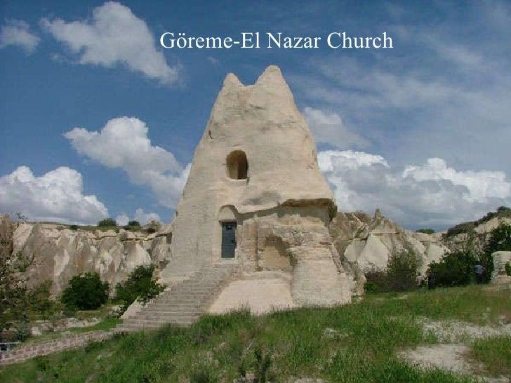 Göreme-El Nazar Church