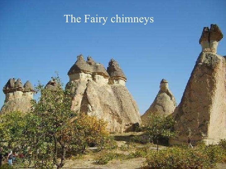 The Fairy chimneys
