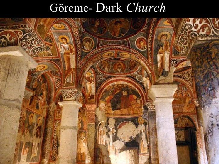 Göreme-  Dark  Church