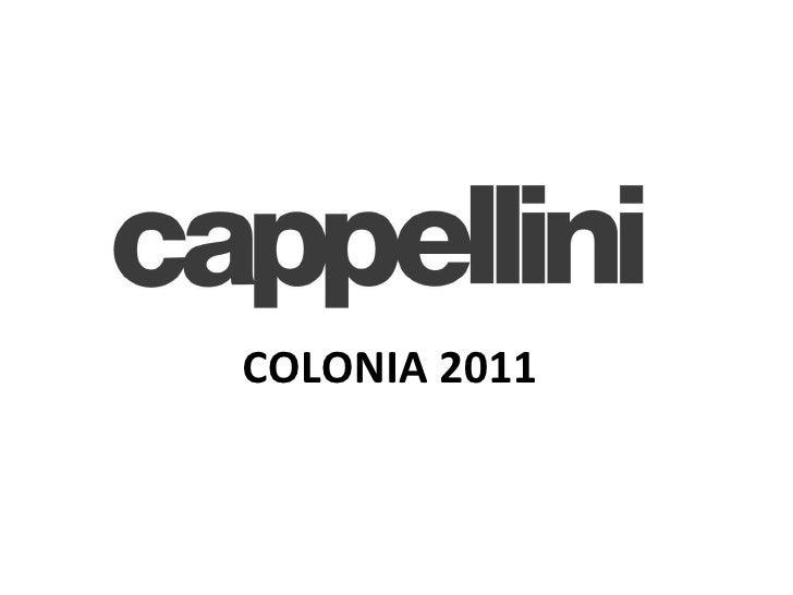 COLONIA 2011