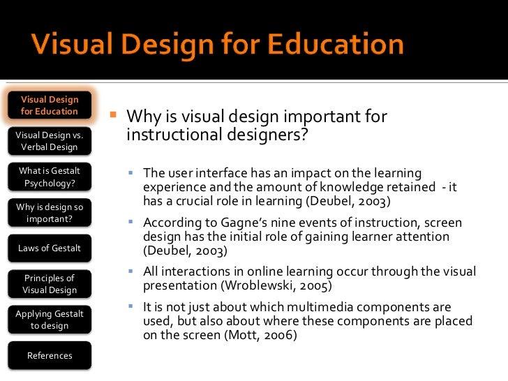 Gestalt Laws and Design Slide 2