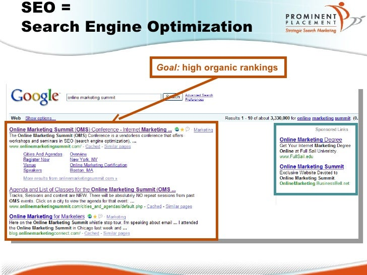 corporate search engine optimization