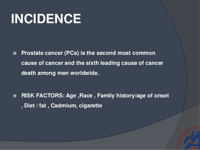 Ca prostate Slide 3