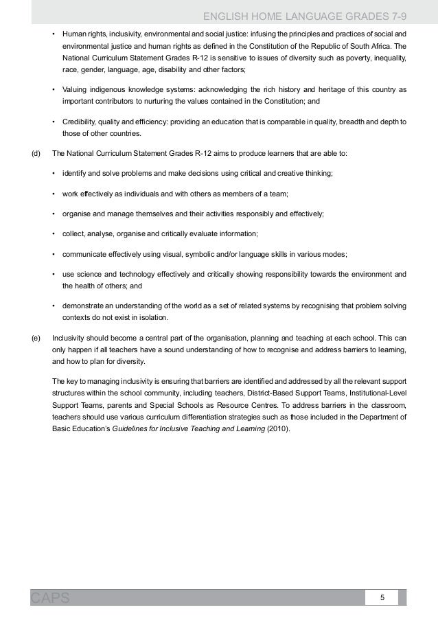 business studies essay on human rights inclusivity and environmental issues