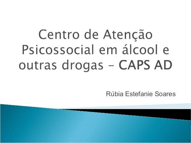 Rúbia Estefanie Soares
