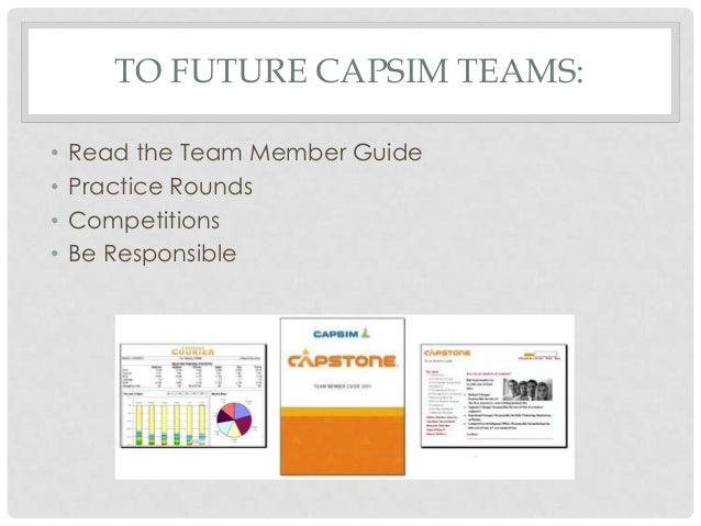 capsim ppt Capsim andrews results presentation 64,125 views share like download   powerpoint 2016 essential training online course - linkedin.