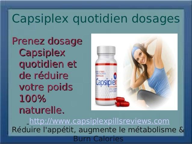 Capsiplex quotidien dosagesPrenez dosage Capsiplex quotidien et de réduire votre poids 100% naturelle.    http://www.capsi...