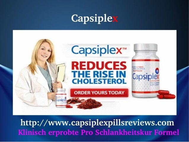 Capsiplexhttp://www.capsiplexpillsreviews.comKlinischerprobteProSchlankheitskurFormel