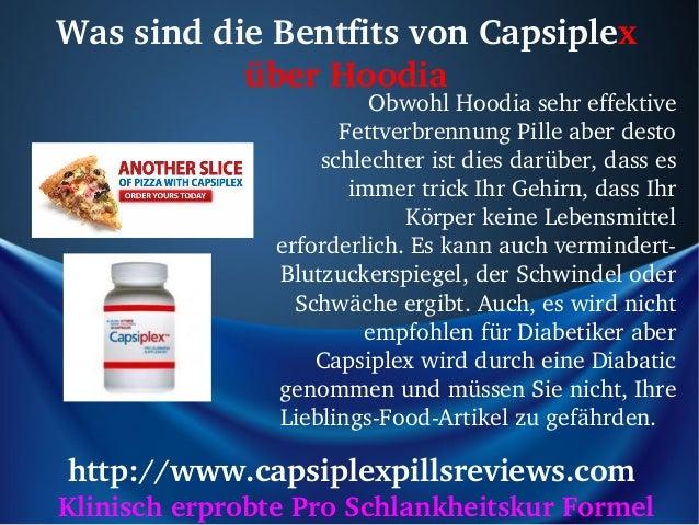 Capsiplex Hoodia Fett-Brenner Slide 3