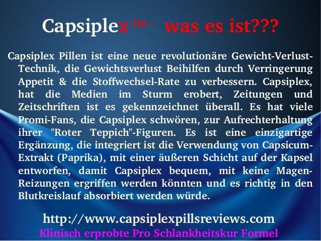 CapsiplexTM–wasesist???Capsiplex Pillen ist eine neue revolutionäre GewichtVerlust  Technik, die Gewichts...