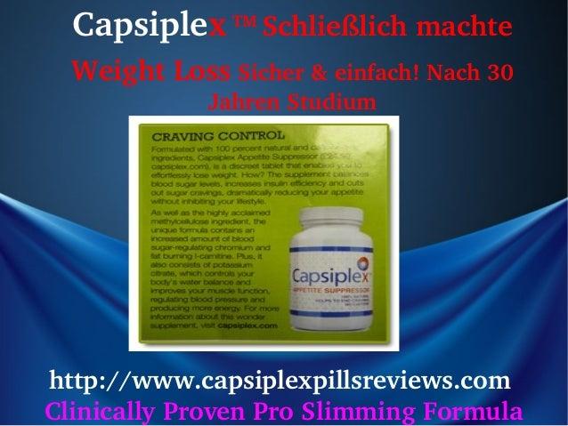 CapsiplexTMSchließlichmachte      WeightLossSicher&einfach!Nach30                 JahrenStudium    http://www...