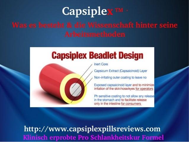 CapsiplexTMWasesbesteht&dieWissenschafthinterseine              Arbeitsmethoden   http://www.capsiplexpillsrev...