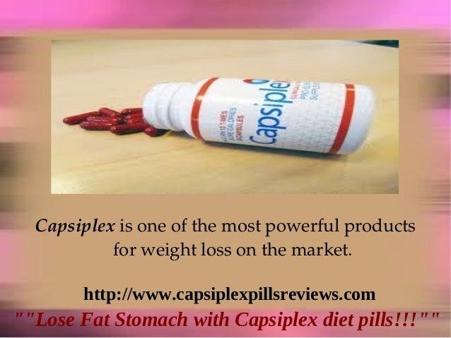 Capsiplexisoneofthemostpowerfulproducts           forweightlossonthemarket.        http://www.capsiplexpillsr...