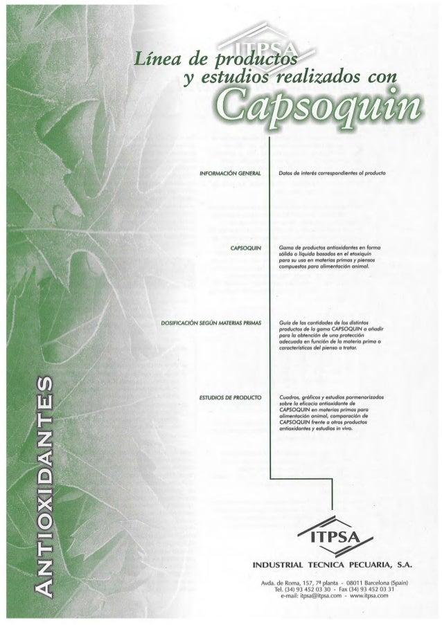 Capsoquin
