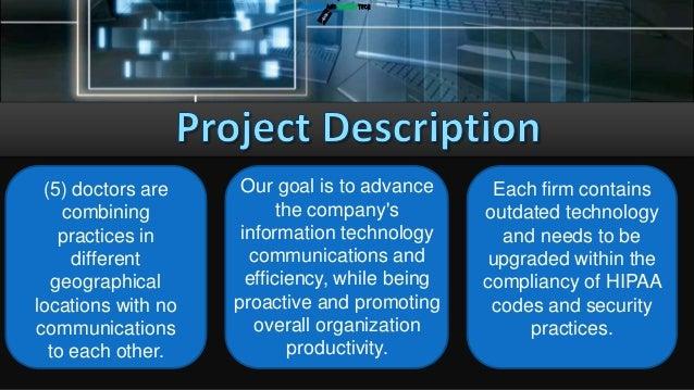 itt capstone project cns