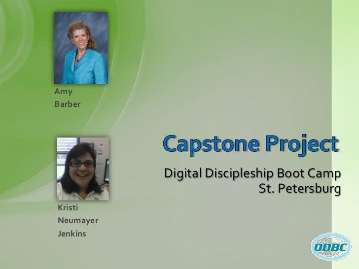 AmyBarber           Digital Discipleship Boot Camp                            St. PetersburgKristiNeumayerJenkins