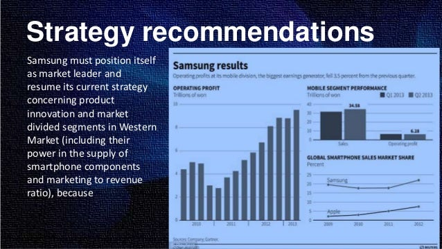 marketing strategies of samsung smartphones Similar to shop-in-shop's that showcase samsung's visual displays and smartphones, samsung gsg and the mobile marketing team strategy group (gsg.