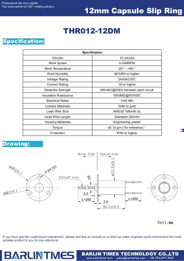 Wire Slip Ring Mm Diameter