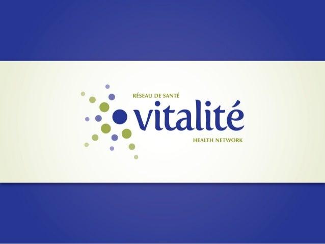 Capsule santé préparée par  Santé publique  Réseau de santé Vitalité  Février 2014