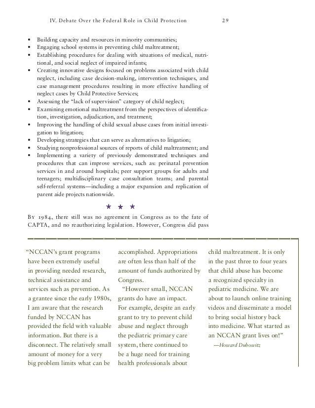 child protection in america myers john e b