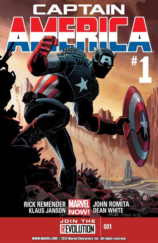 Captain america #1 (marvel now)[thaicomix]