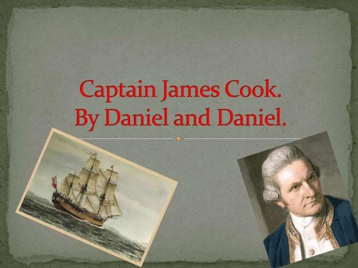 Captain James Cook.By Daniel and Daniel.<br />