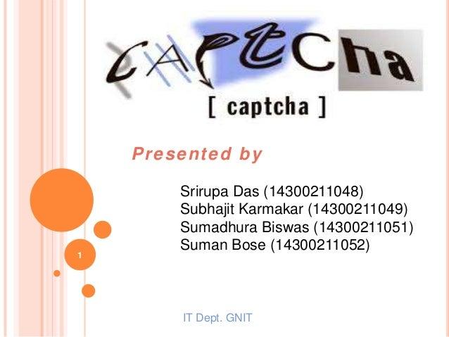 Presented by Srirupa Das (14300211048) Subhajit Karmakar (14300211049) Sumadhura Biswas (14300211051) Suman Bose (14300211...
