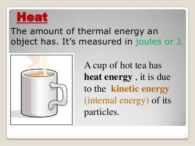 Physics for 9th grade Chapter 10 – Heat and Its Measurement Worksheet Answers