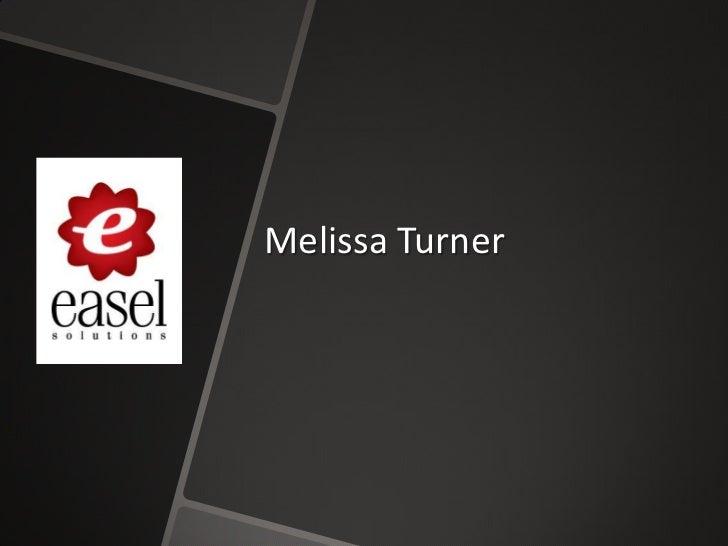 Melissa Turner<br />