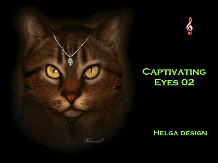 Captivating Eyes 02 Helga design
