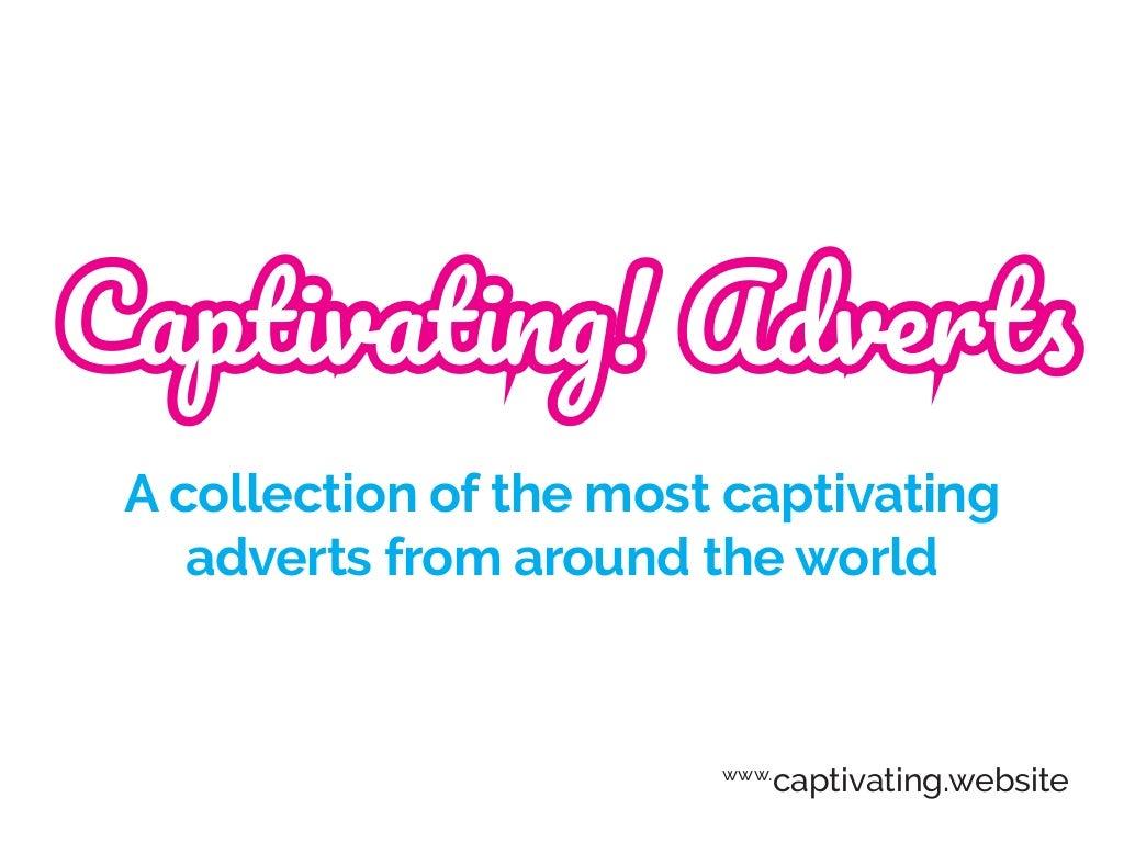 45 Captivating! adverts