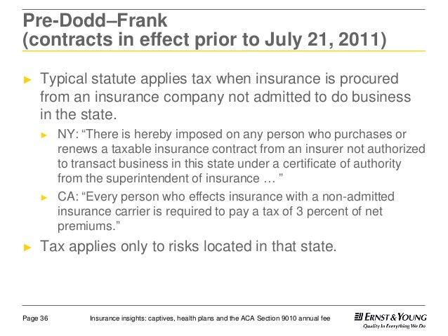 Captive insurance business plan