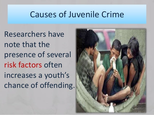 Juvenile delinquency in the United States