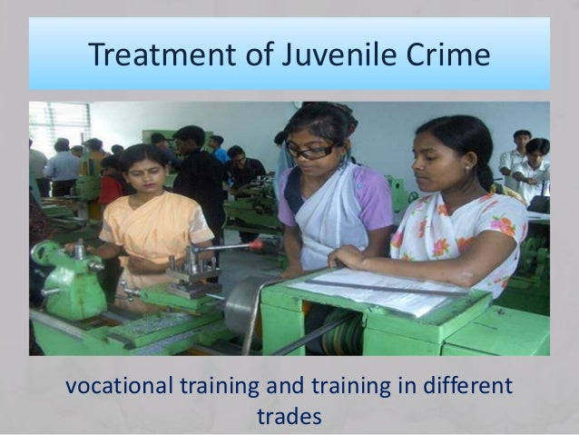 the different ways to treat and rehabilitate juvenile offenders The effective treatment of juveniles who sexually offend  in much the same way as they are  juvenile sex offender treatment programs adhere to a .