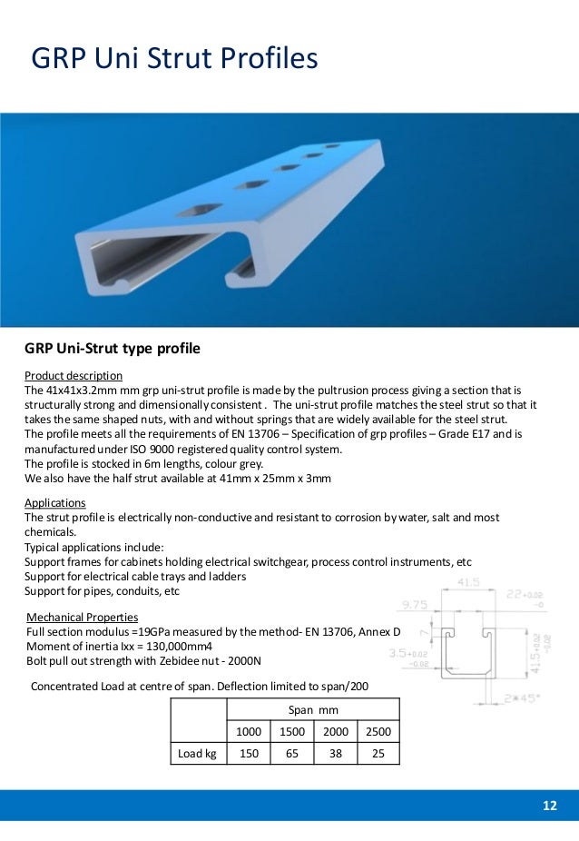 Captrad Cable Systems - GRP Cable Tray, GRP Cable Troughs, Recycled P…