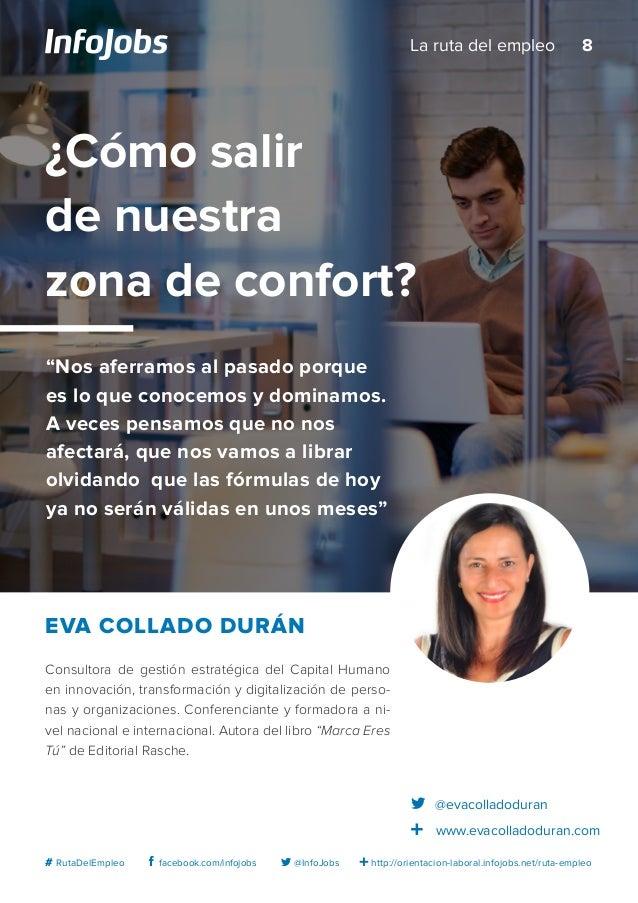 http://orientacion-laboral.infojobs.net/ruta-empleo@InfoJobsfacebook.com/infojobs# RutaDelEmpleo Consultora de gestión est...
