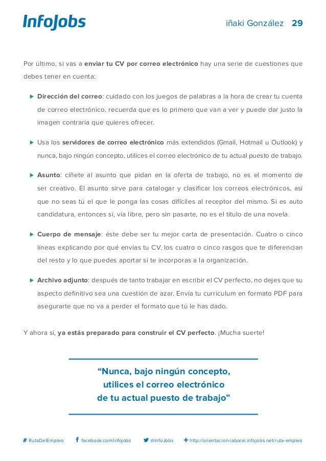 El Curriculum Vitae: tu lienzo en blanco #LaRutaDelEmpleo
