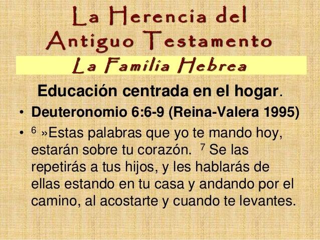 Capítulo 2 Bases Bíblicas De La Educación Cristiana