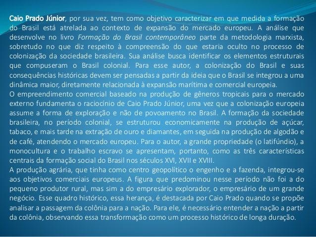 Capítulo 9 Sociologia Brasileira