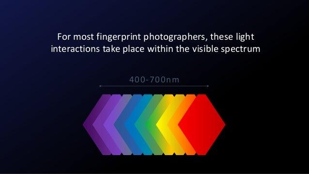 Using Ultraviolet and Infrared Imaging to Capture Fingerprints
