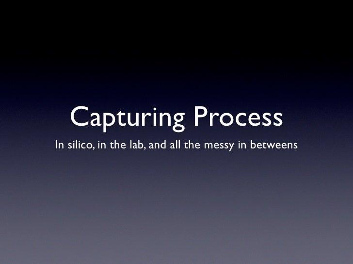 Capturing Process Slide 3