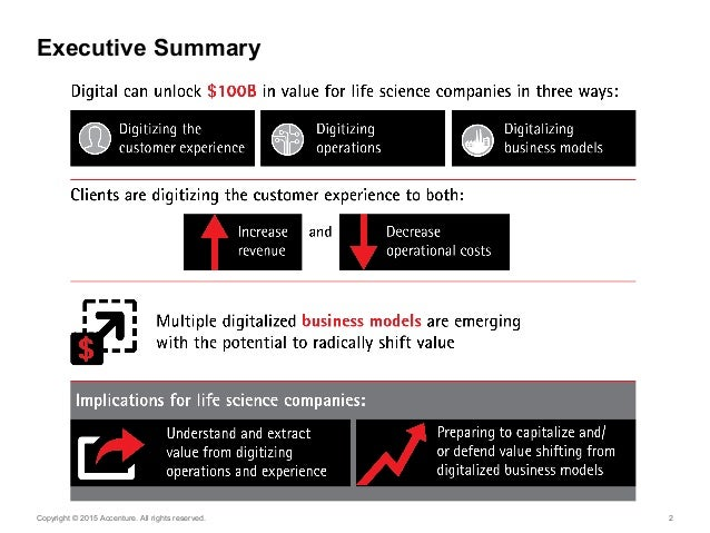 Capturing the $100 Billion Opportunity for Life Sciences: Are You a Digital Transformer or Follower? Slide 2