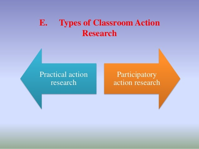how to write a participatory action research proposal