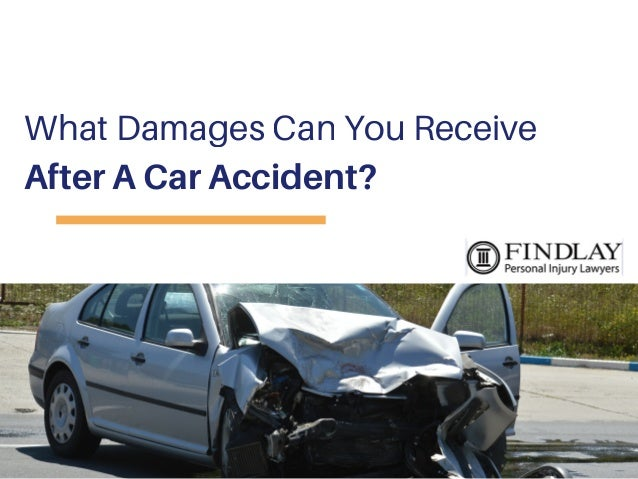 What Damages Can You Receive After A Car Accident?