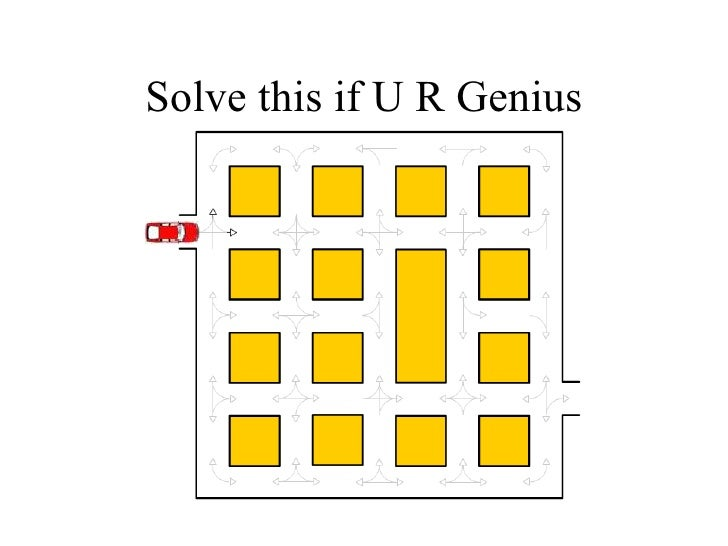 Solve this if U R Genius