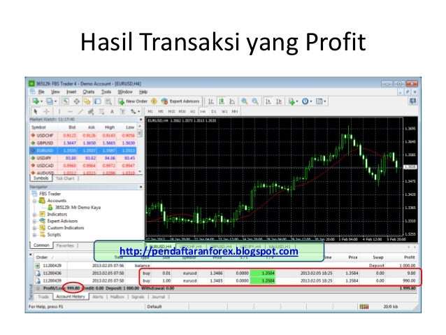 Youtube forex trading indonesia