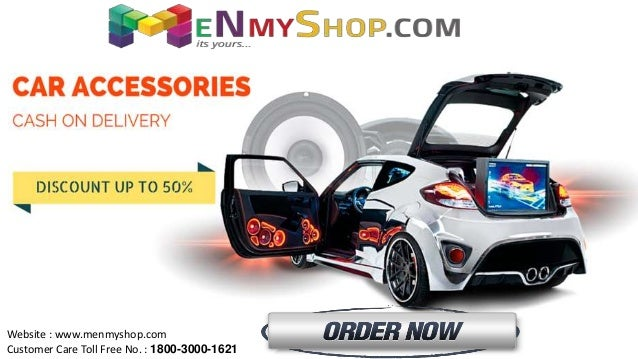 60% off Best car accessories at wholesale Price in www.menmyshop.com