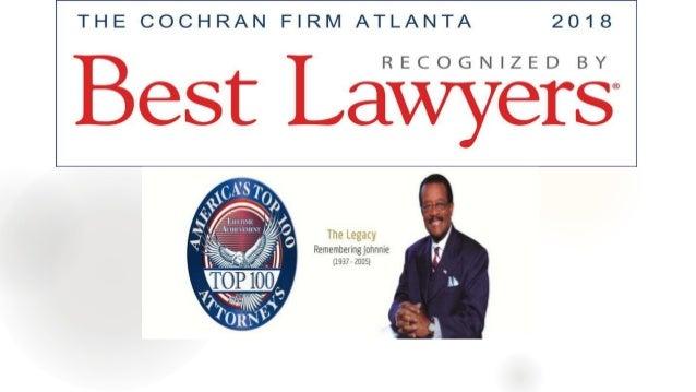 Car accident attorney in Atlanta - Cochran Firm Atlanta